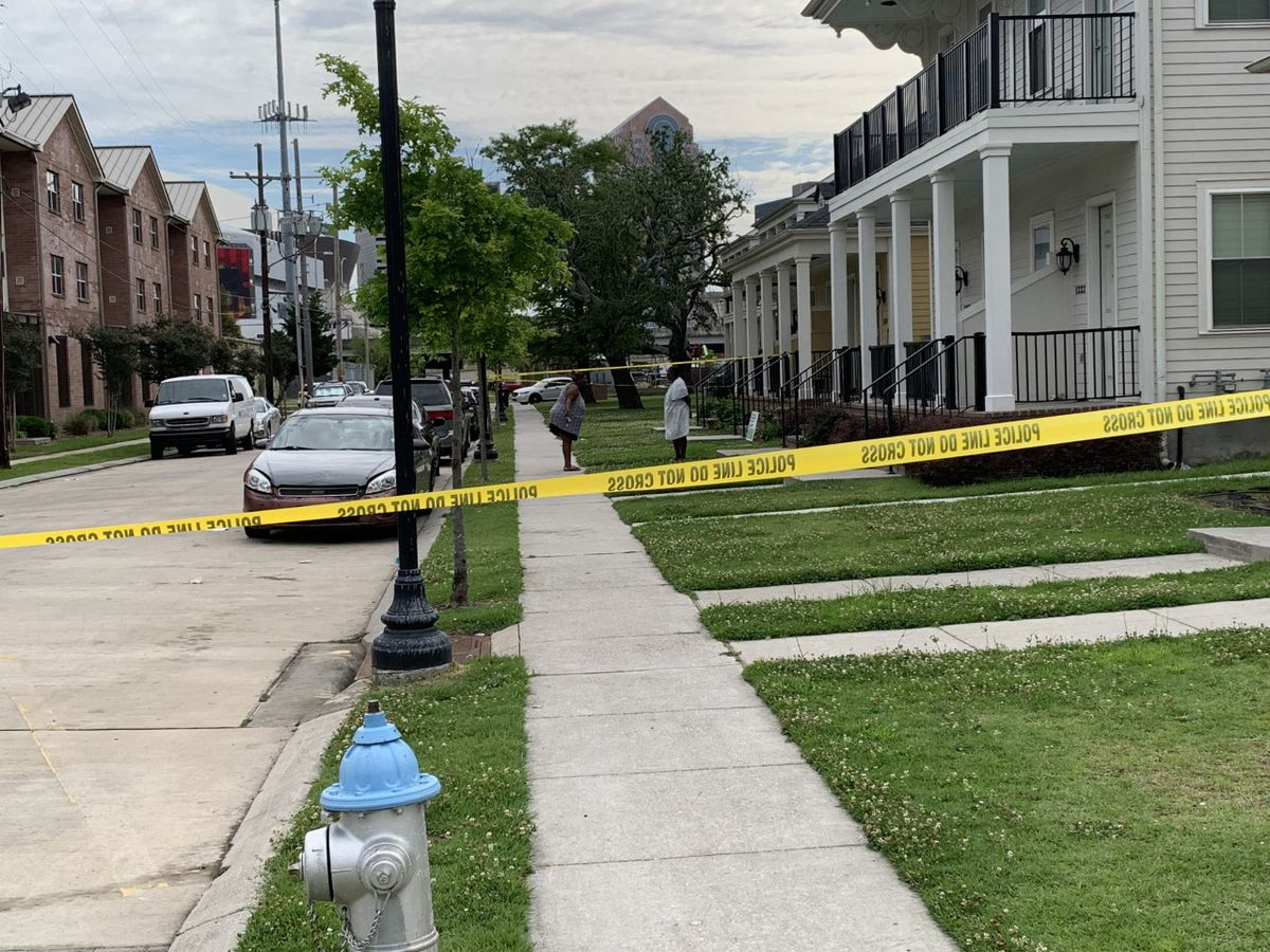 NOPD: Two shot in Central City Monday morning