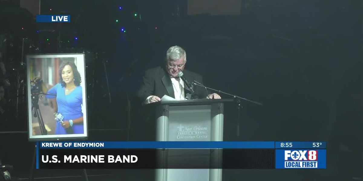 Endymion honors Nancy Parker