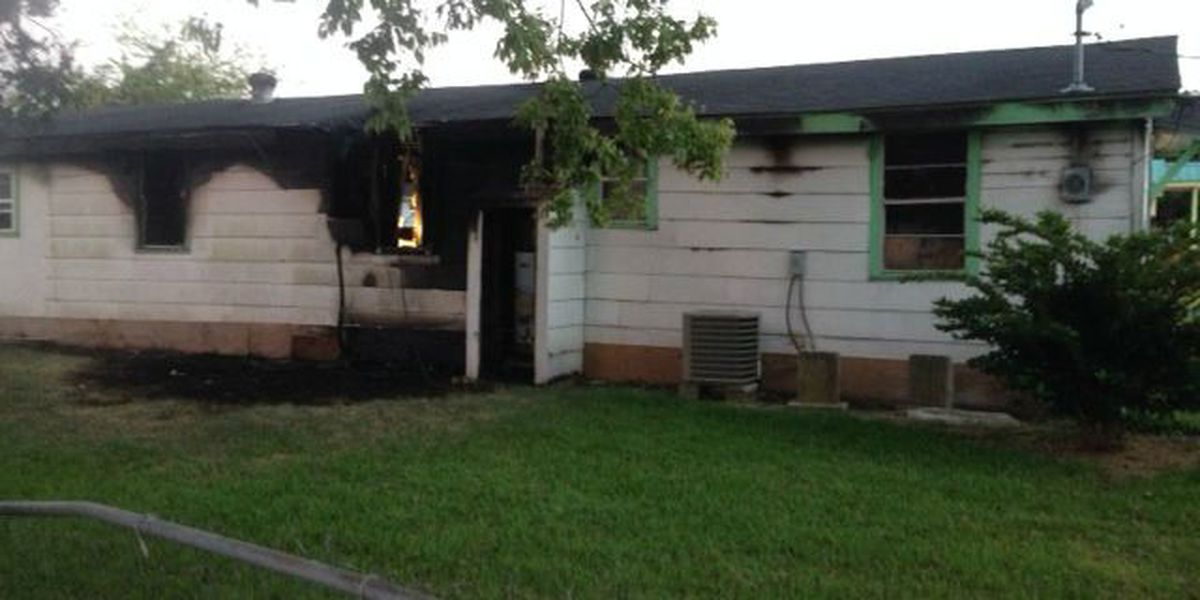 4-year-old dies, 2-year old critical after Harvey house fire