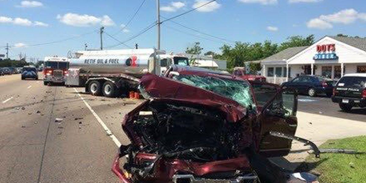 75-year-old man dies of injuries sustained in Kenner crash