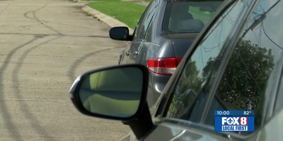 Metairie mother goes after alleged car burglars after break-in