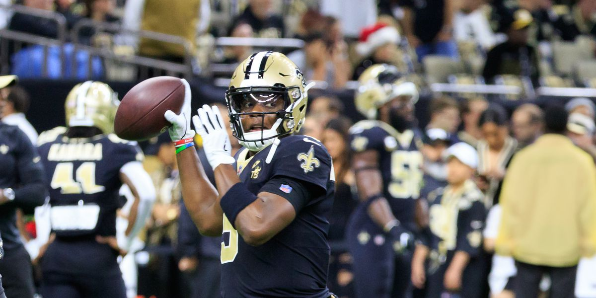 Saints QB Teddy Bridgewater searching for a new dance for 2019