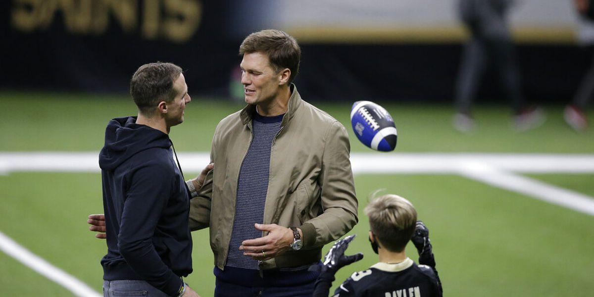 Tom Brady to the Saints... it almost happened