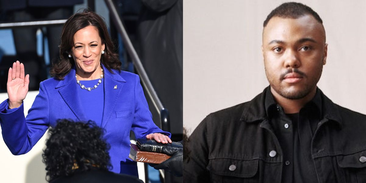 Baton Rouge native designs VP Kamala Harris' outfit for Inauguration Day