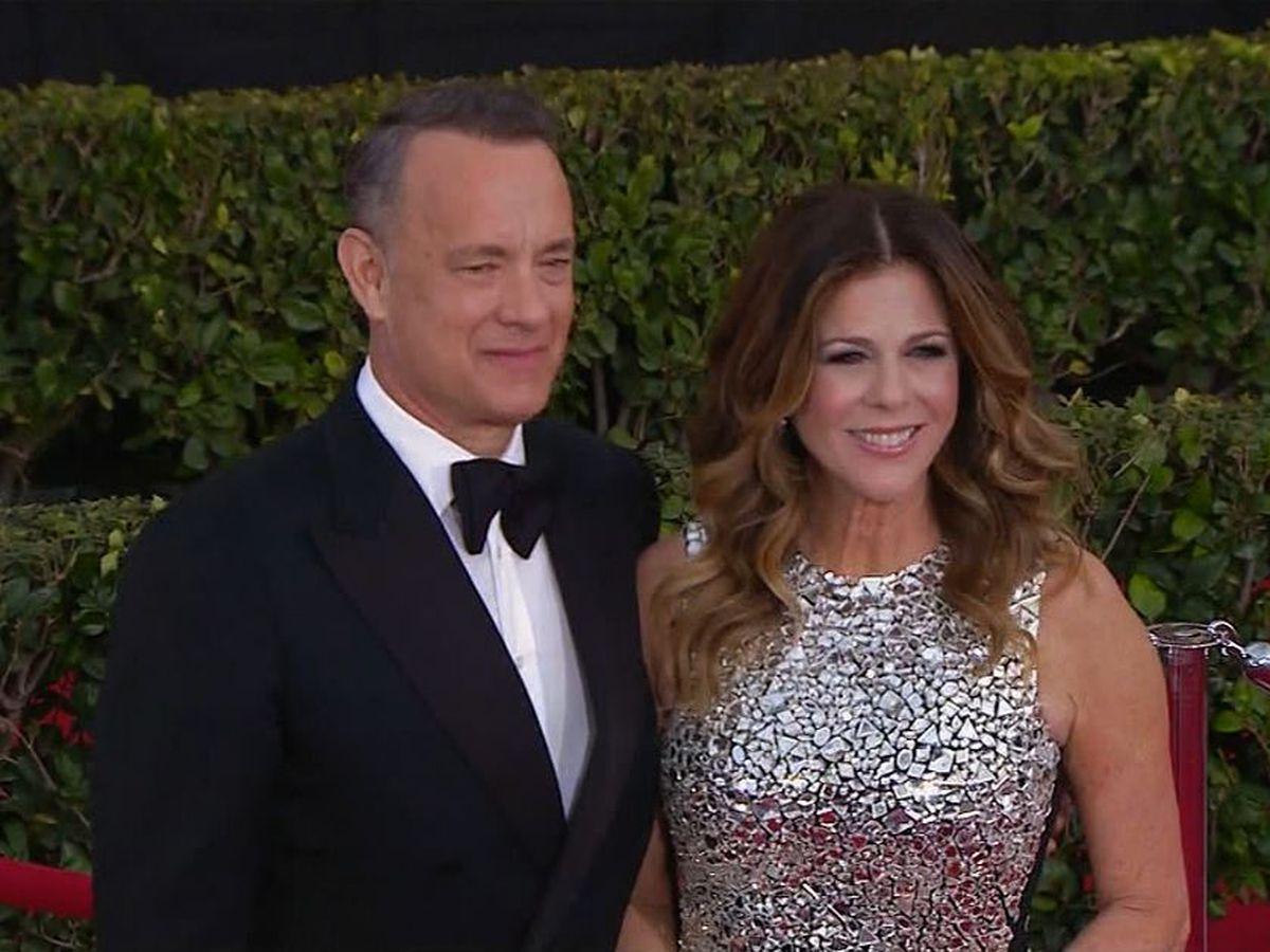 Actor Tom Hanks: Shame on you for not wearing a mask