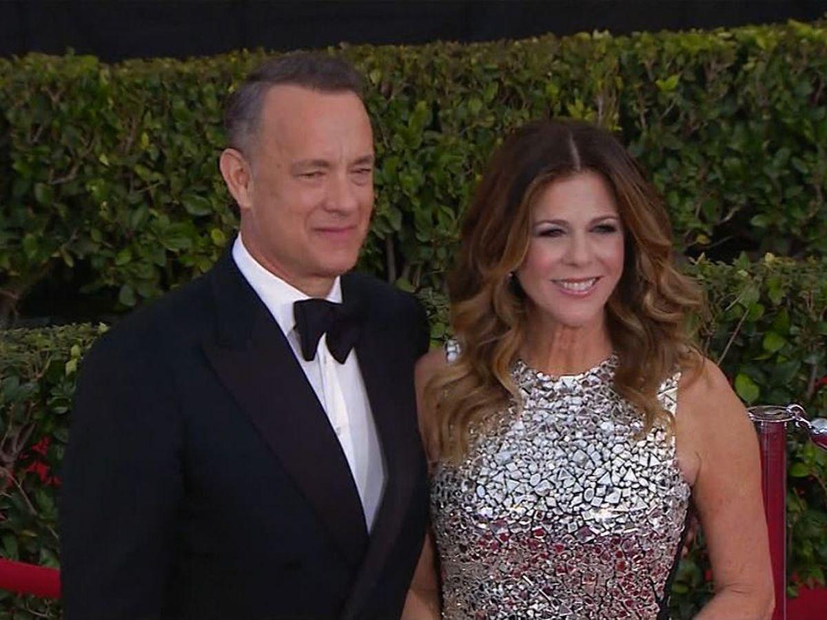 Actor Tom Hanks: Shame on you for not wearing a mask