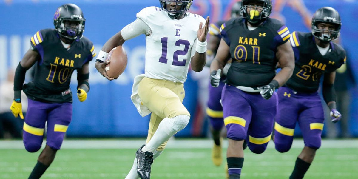 With high school career done, QB Lance LeGendre turns focus to recruiting