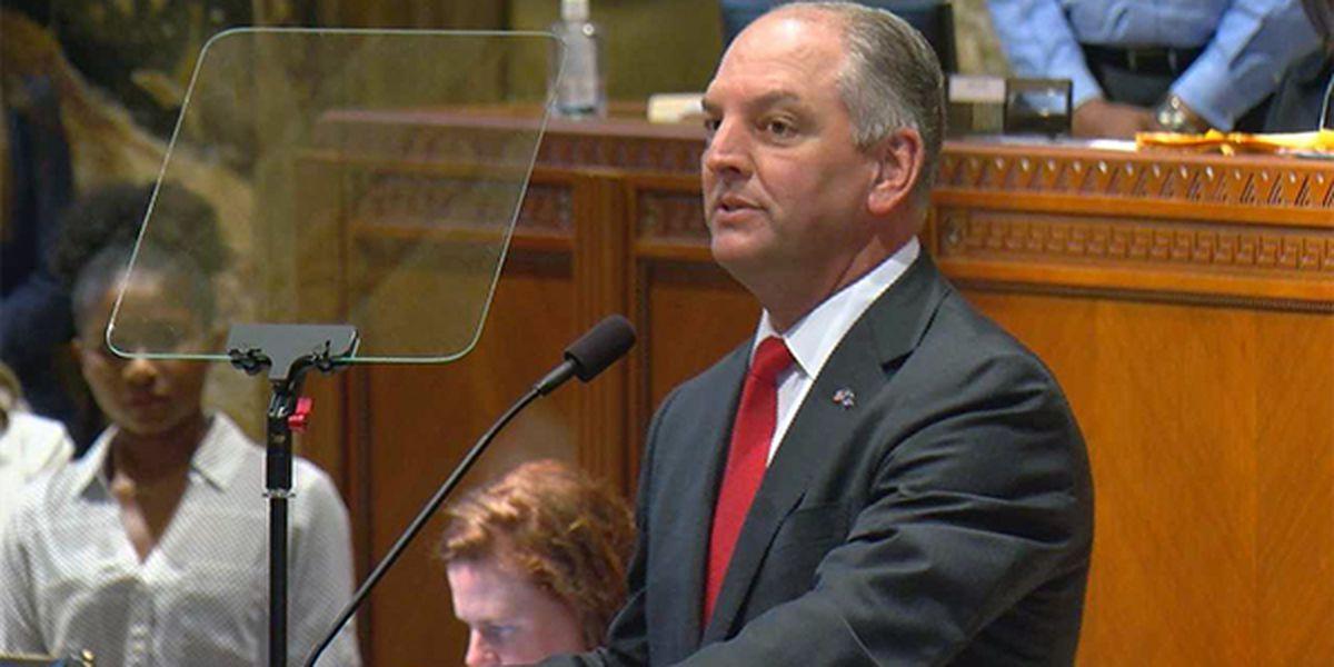 Gov. Edwards to visit New Orleans ahead of Legislative Session