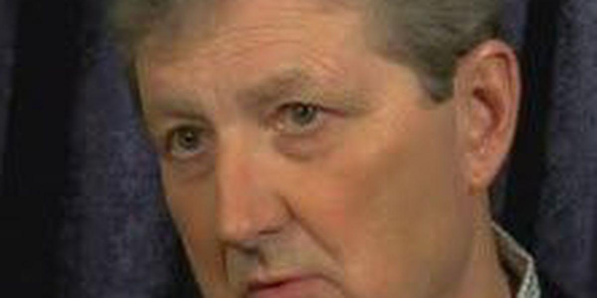 Senator John Kennedy speaks on Scalise shooting