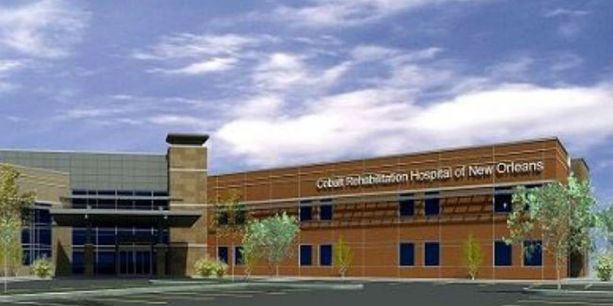 Medical rehab center will brings jobs to Mid-City