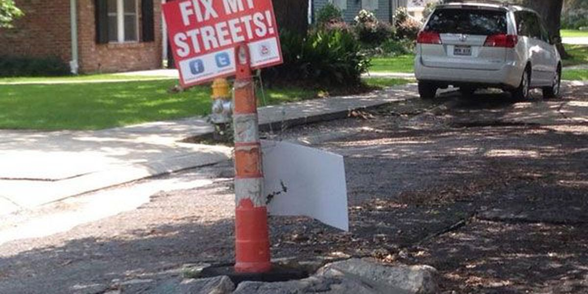 Progress being made on Lakeview road projects