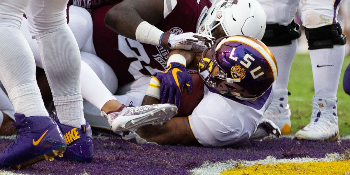 LSU continues beating top 25 teams, outkicks State 19-3