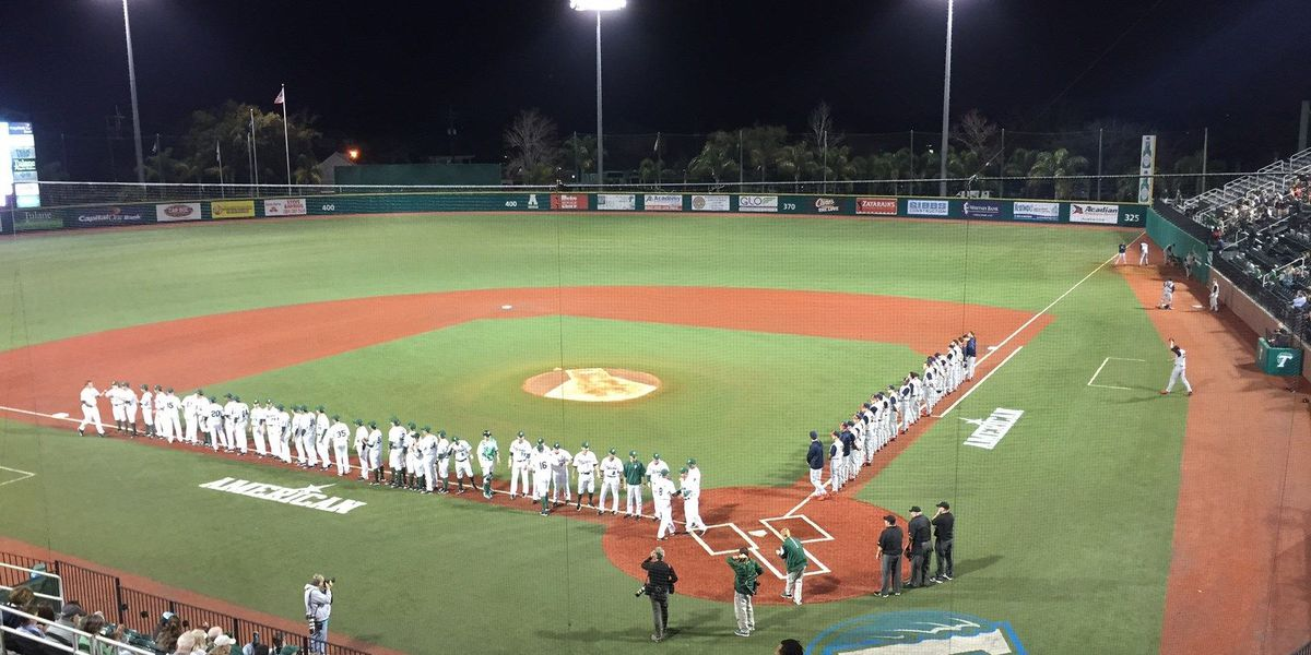 Tulane wins with walk-off home run in 10th