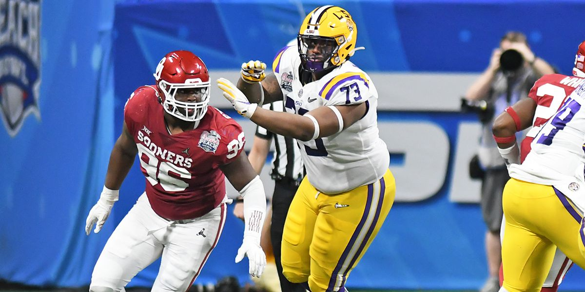 2020 NFL DRAFT: LSU OL Adrian Magee signs with New Orleans Saints as undrafted rookie free agent