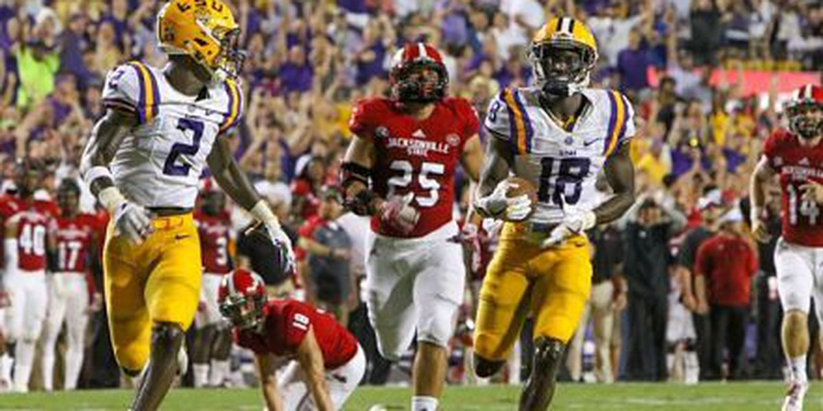 LSU adds fourth Senior Bowl representative Wednesday