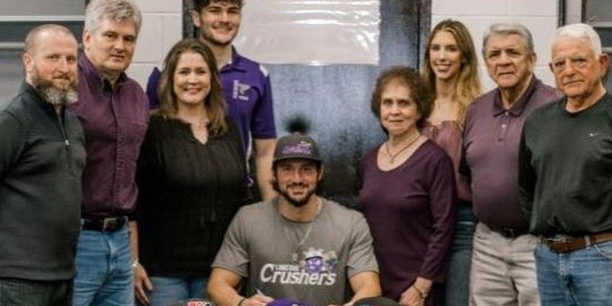Hammond native signs with MLB partnered team
