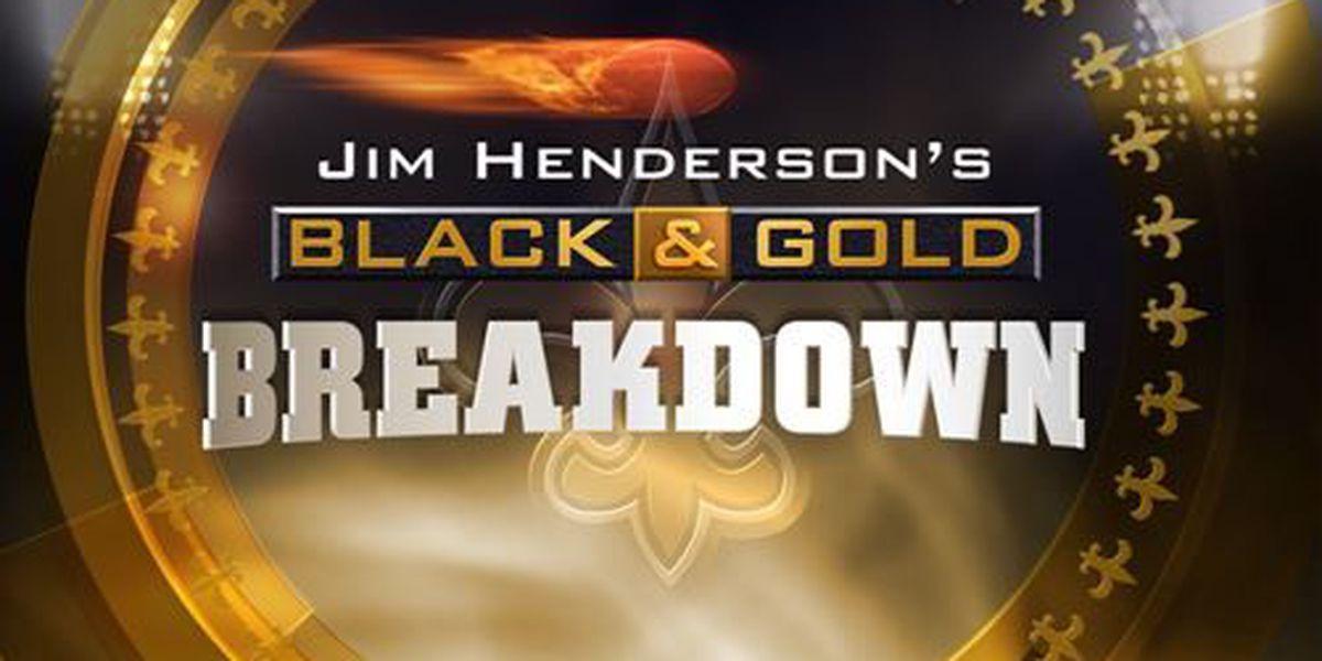 Jim Henderson's Black & Gold Breakdown: Panthers at Saints