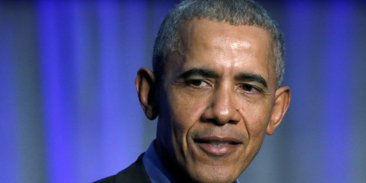 Obama issues scathing critique of Trump, 'politics of fear'