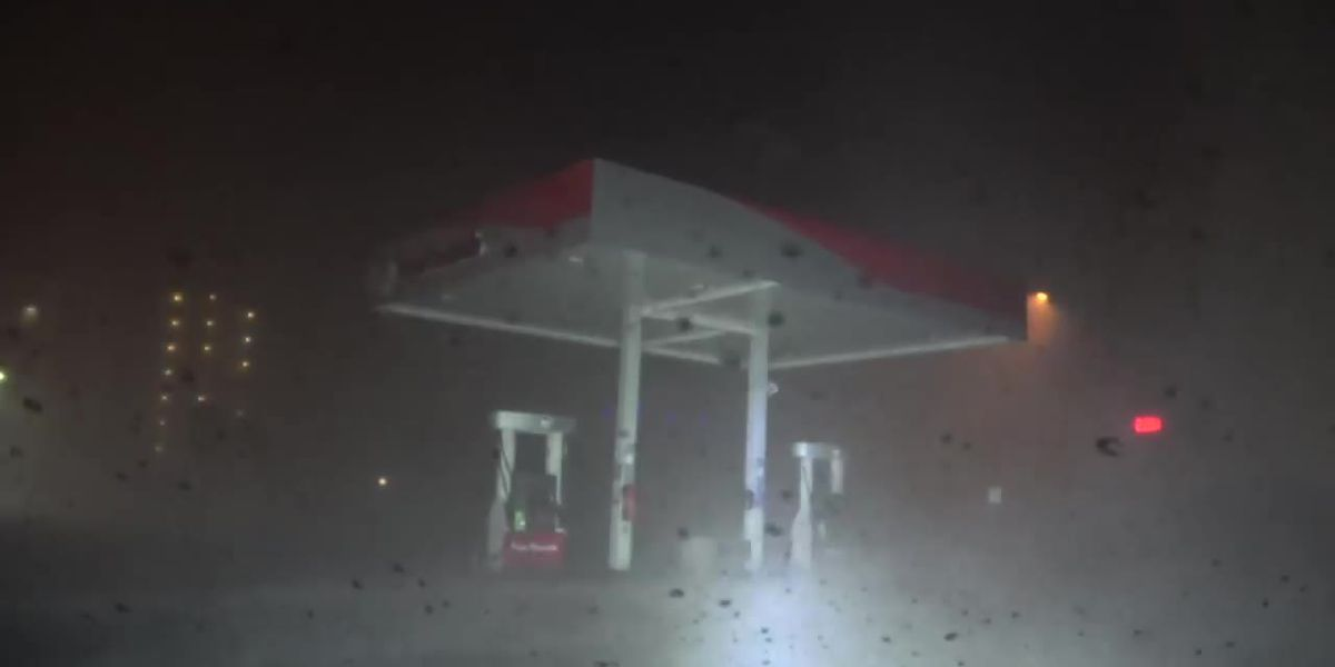 Hurricane Sally makes landfall, damage across Gulf Shores and Orange Beach