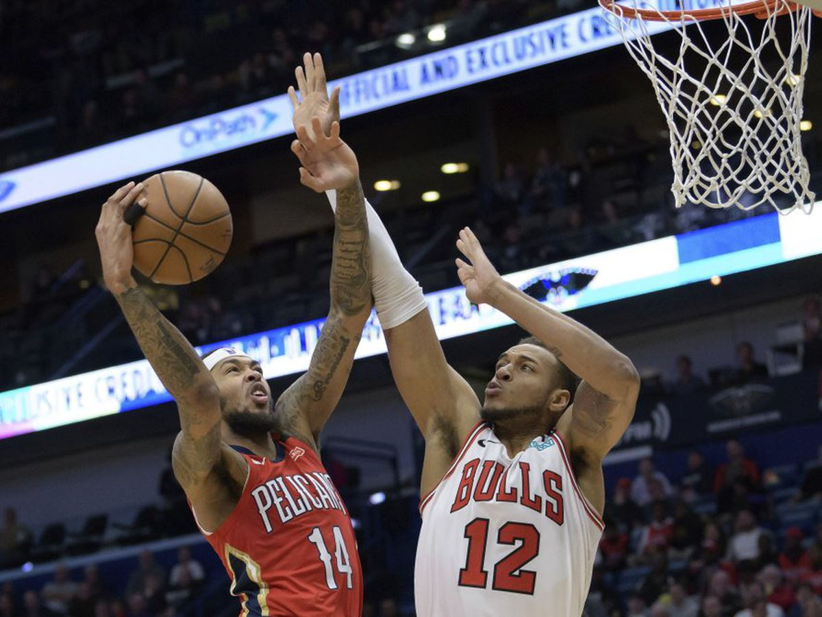 Ingram scores 29 points, Pelicans top Bulls 123-108
