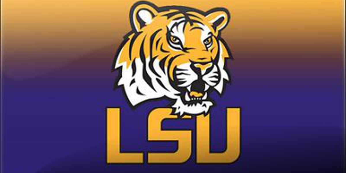 Fraley's walk-off lifts LSU to series sweep
