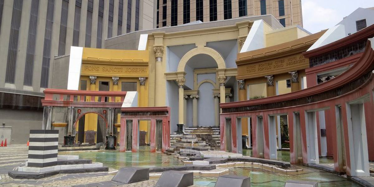 New Orleans leaders announce efforts to revitalize Piazza d'Italia