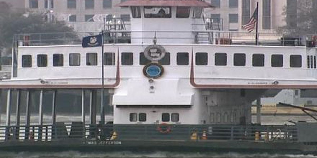 RTA to hire new charter ferry company to provide service between Algiers and Canal Street