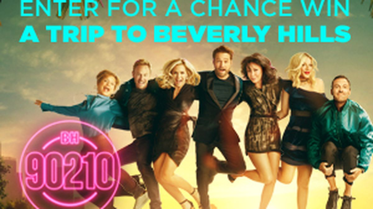 OFFICIAL CONTEST RULES: Party in the 90210 Contest
