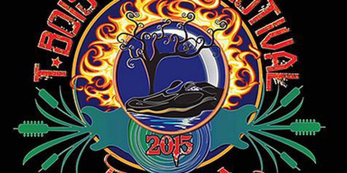 3/19-3/21 T-Bois Blues Festival in Larose, LA