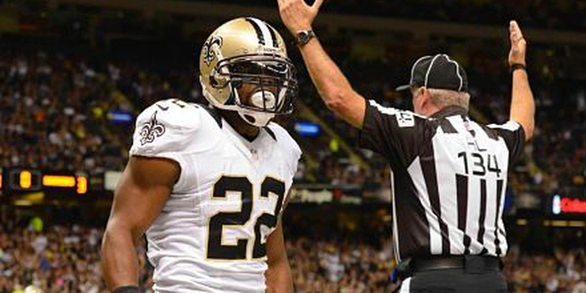 Ingram and Peat miss practice; Lattimore is limited for Saints