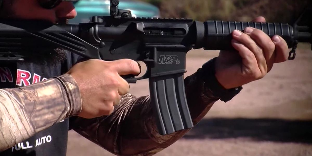 Bump stocks will become illegal to own starting Tuesday