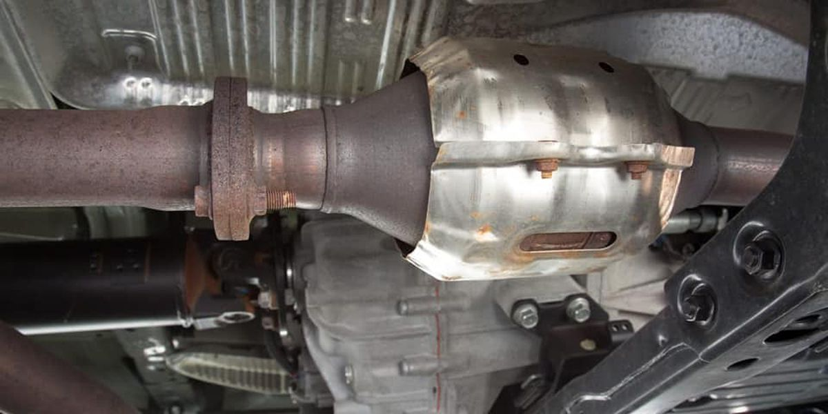 Sheriff: Catalytic converter thefts on the rise in St. Tammany Parish