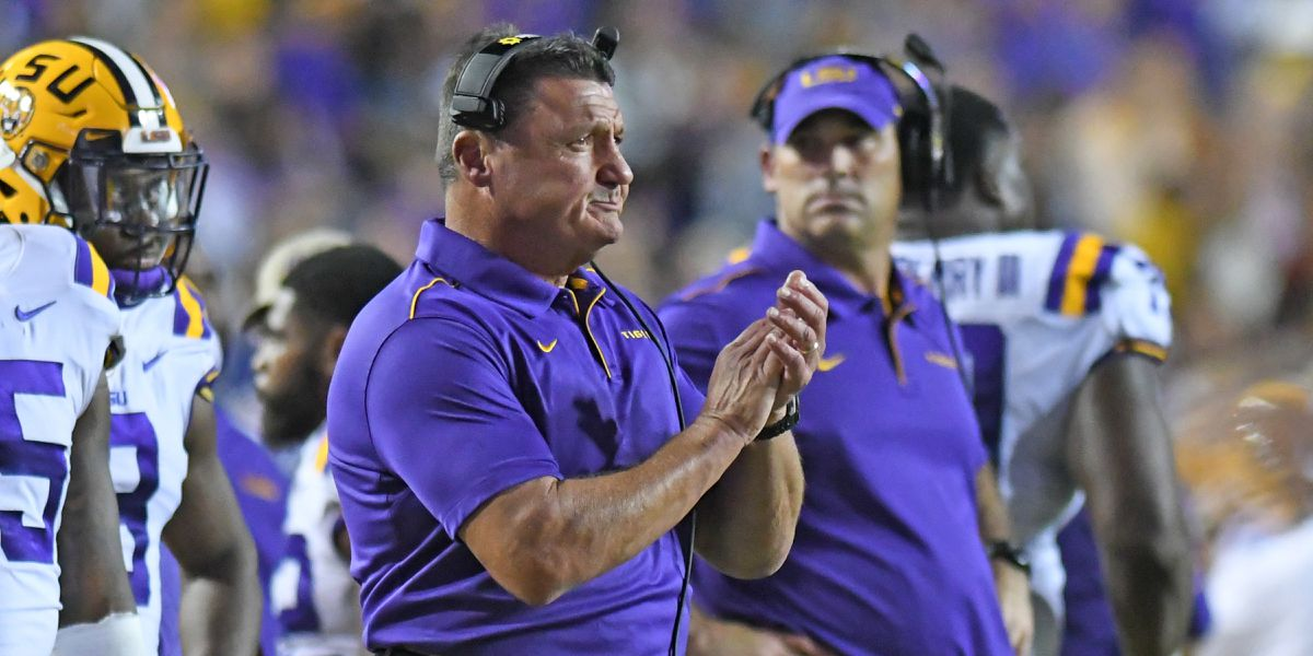 HOW TO WATCH: No. 1 LSU vs Ole Miss