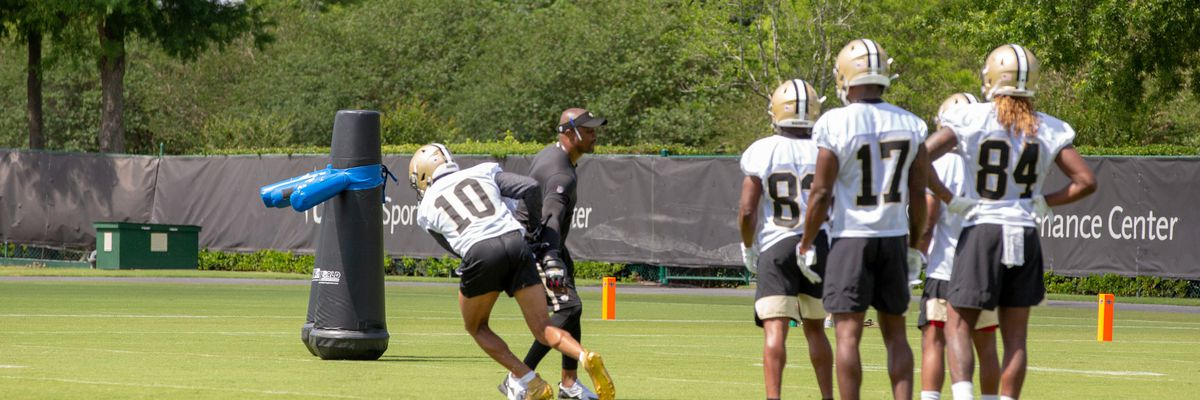 After Further Review: Five takes from Saints OTA #3