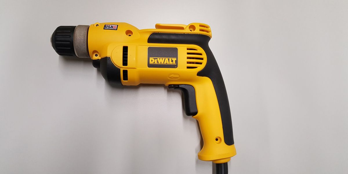 Drills sold at hardware stores nationwide recalled