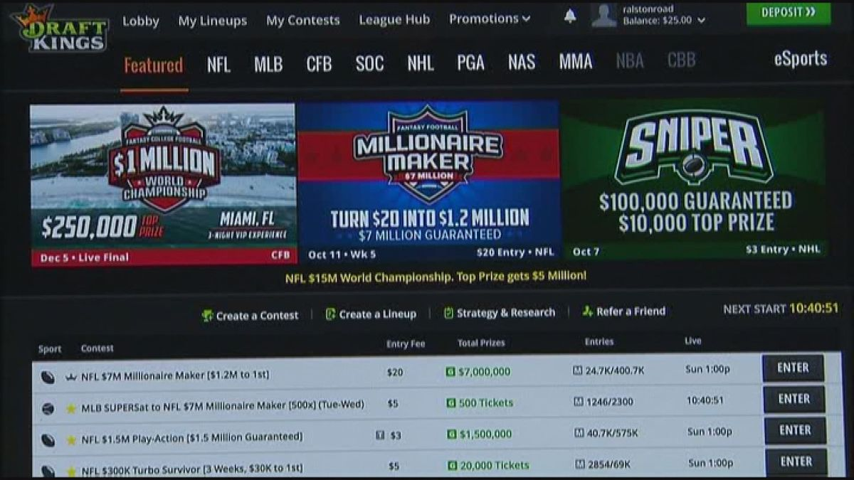 Sports betting will now be allowed in some parishes