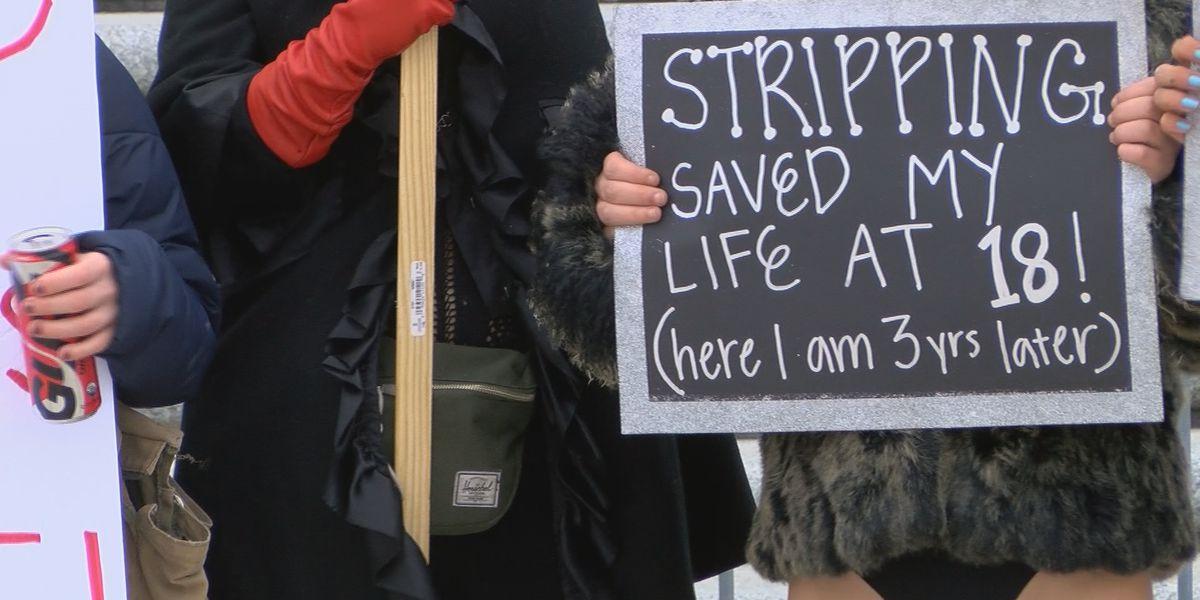 Rehearing denied in Louisiana stripper age limit lawsuit