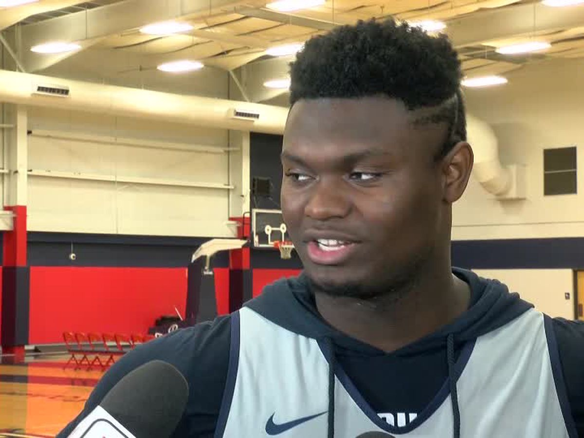 TODAY: Zion Williamson to make long awaited debut against the Spurs