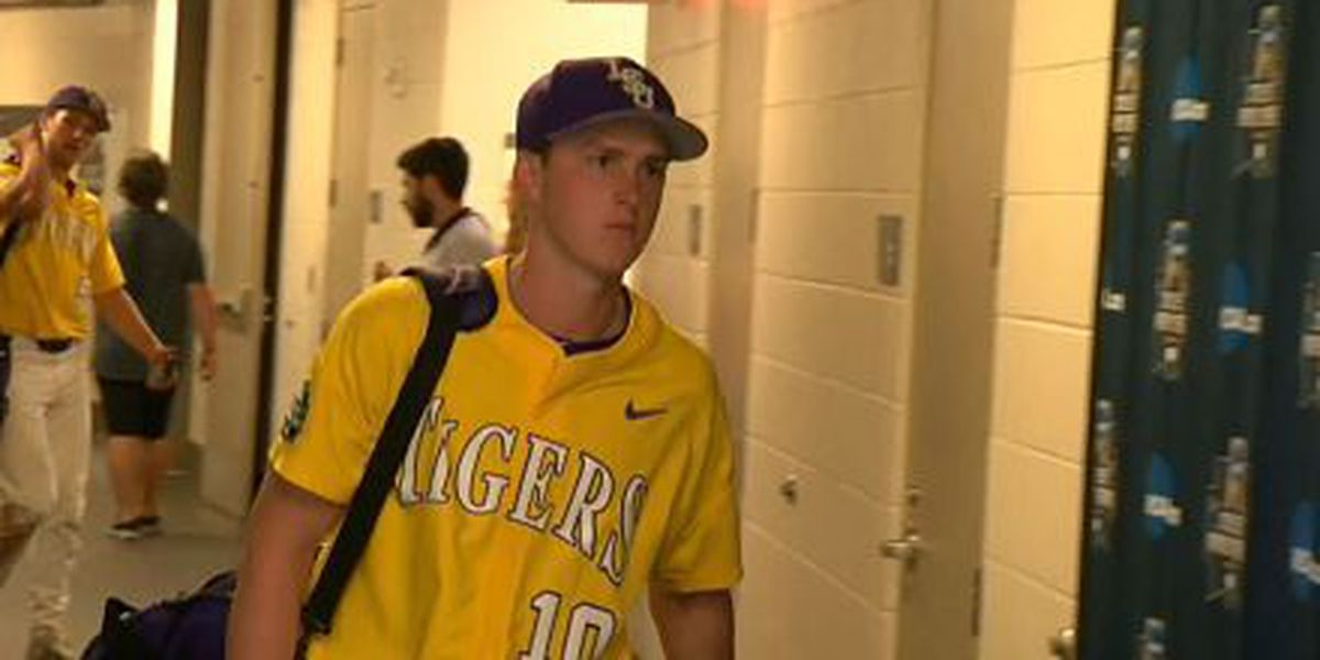 Eric Walker explains decision to leave LSU game