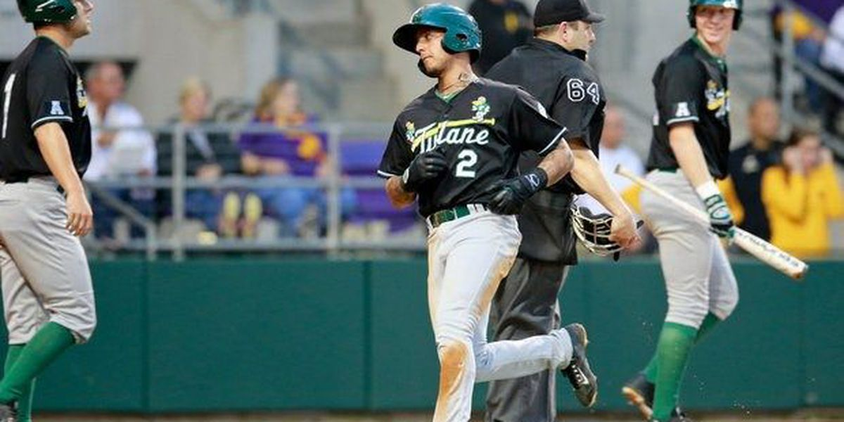 Tulane takes series at UCF, winning 4-1 on the road