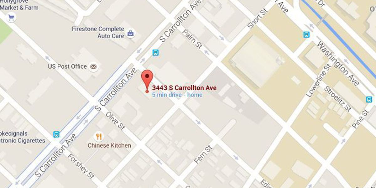 NOPD investigating a shooting in Gert Town