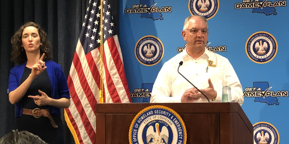 House committee pushes forward resolution to strip Gov. Edwards of emergency declaration powers