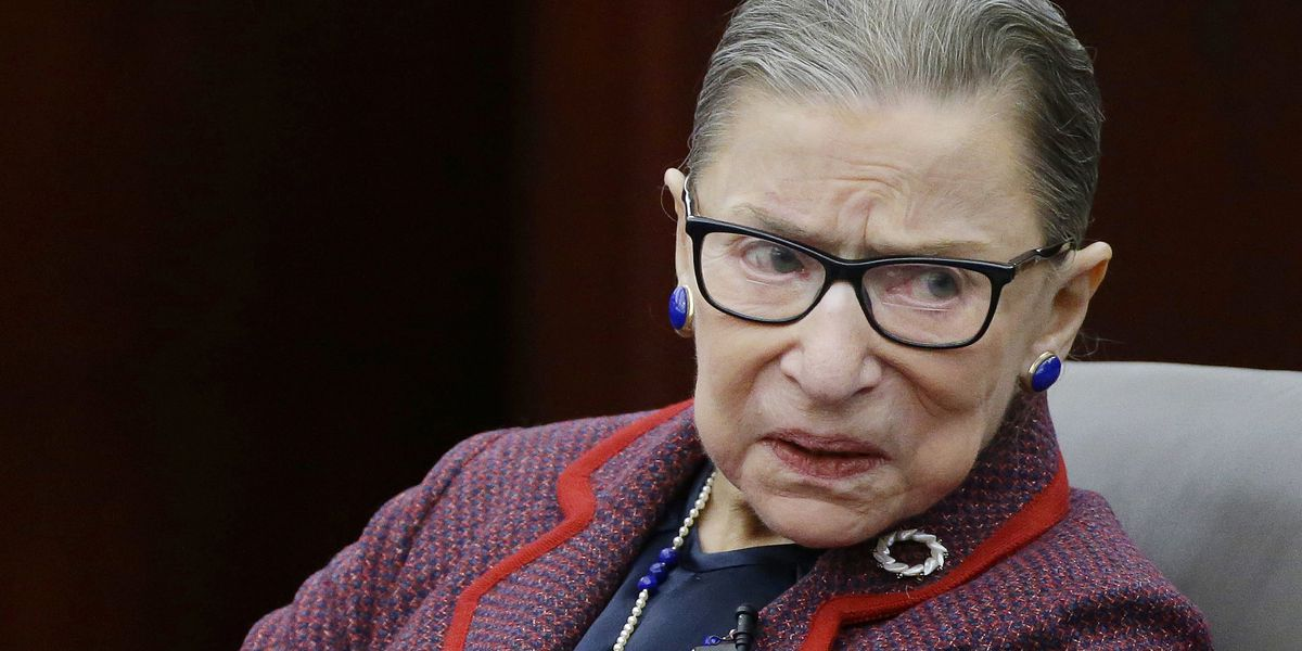 Justice Ginsburg has cancerous growths removed from lung
