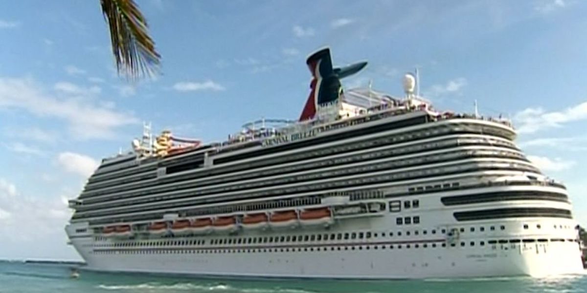 Cruise cancellations another blow to tourism industry