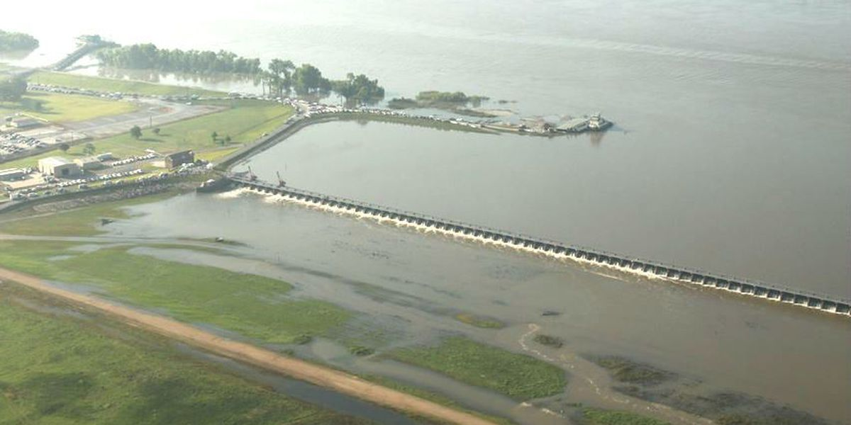 Army Corps of Engineers will operate the Bonnet Carre Spillway
