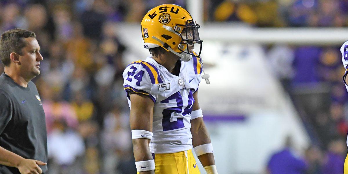 LSU 'should' have Derek Stingley Jr. against Vanderbilt, as preps continue