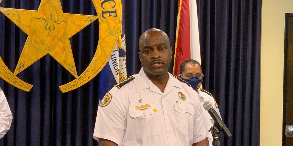 NOPD, Mayor Cantrell to address recent violent crime arrests