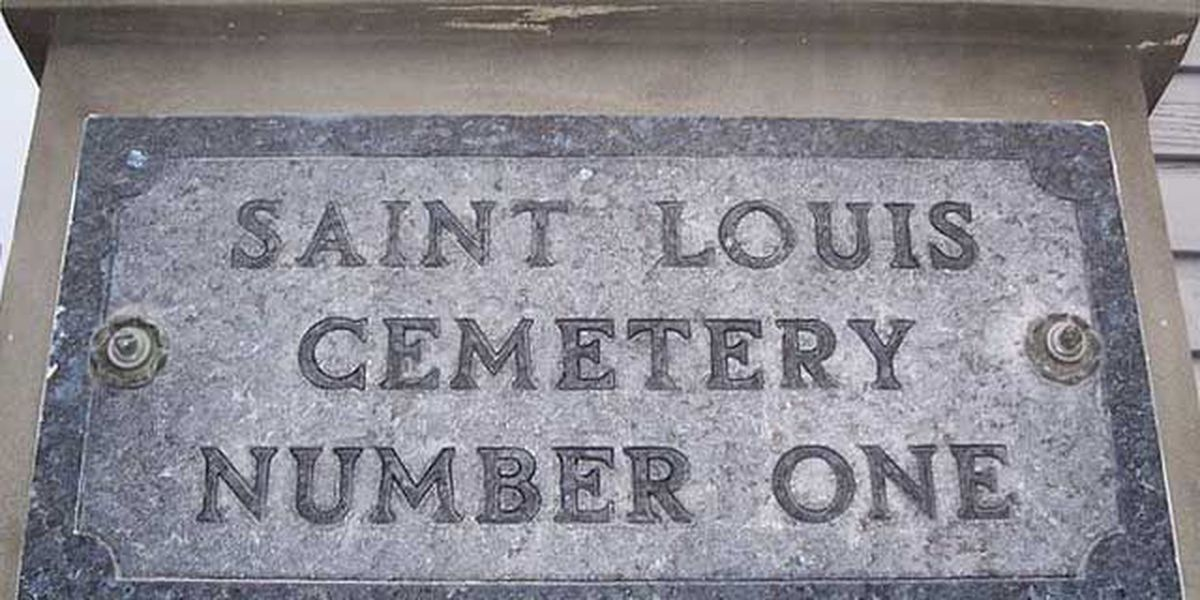 Archdiocese to implement new rules for St. Louis Cemetery No. 1