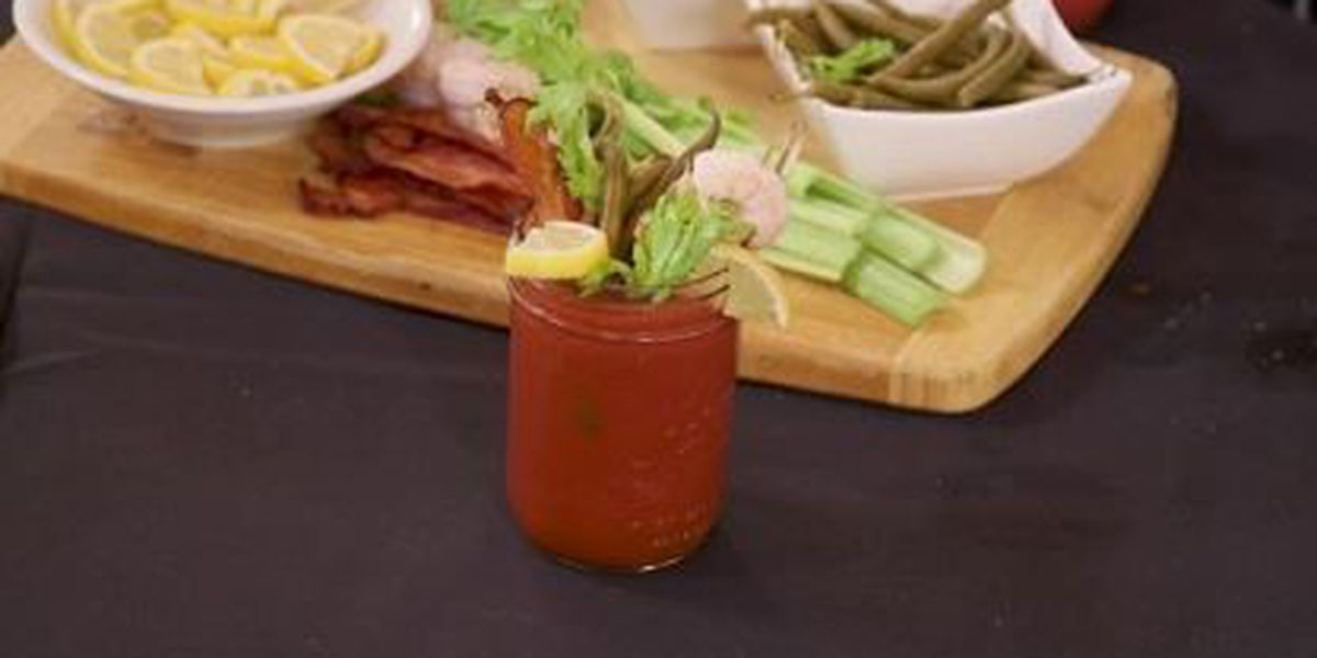 Chef John Folse: The ultimate bloody mary