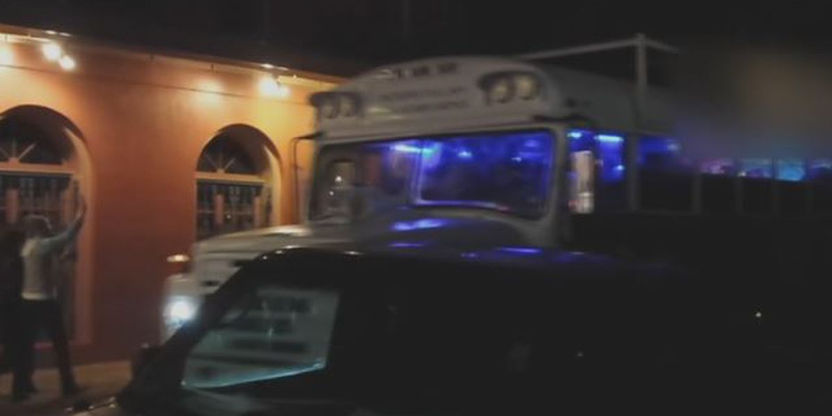 City councilmember proposes new restrictions for party buses